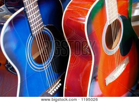 Pair Of Guitar
