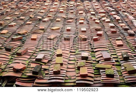Chinese Traditional Roof Tiles