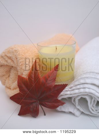 Autumn Bathroom