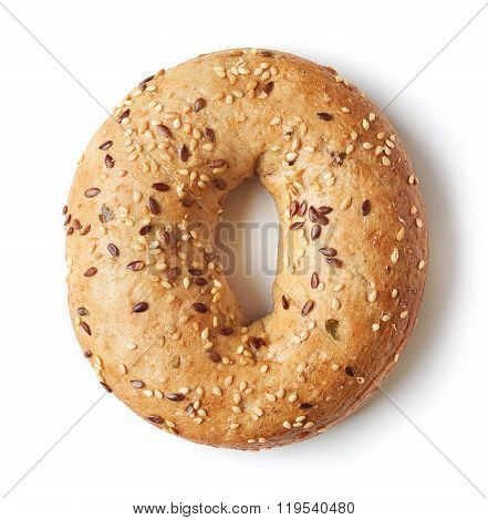 Fullgrain Bagel With Seeds