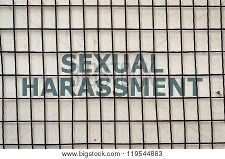 Text Sexual Harassment