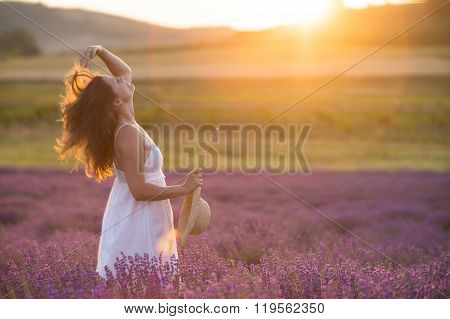 Joyful Sunset