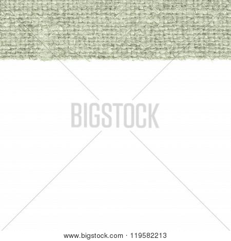 Textile Weft, Fabric Concepts, Malachite Canvas, Sackcloth Material, Blank Background