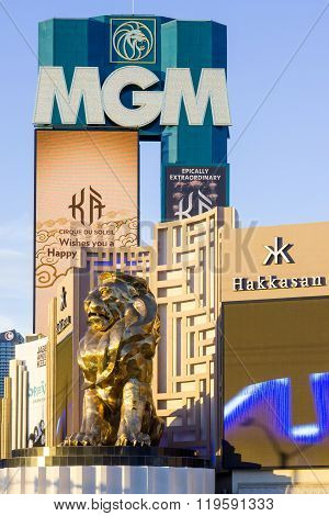 Mgm Grand Las Vegas Hotel And Casino
