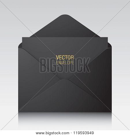 Vector envelope.