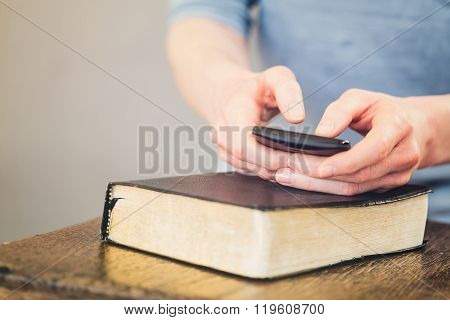 Bible Study and Technology