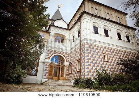 Museum of Romanov boyar chambers