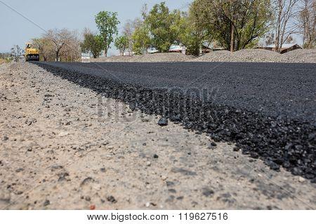 Flexible Pavements Consists Of Asphalt Concrete