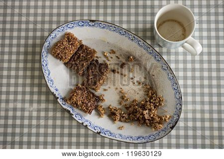 Flapjacks And Coffee Mug