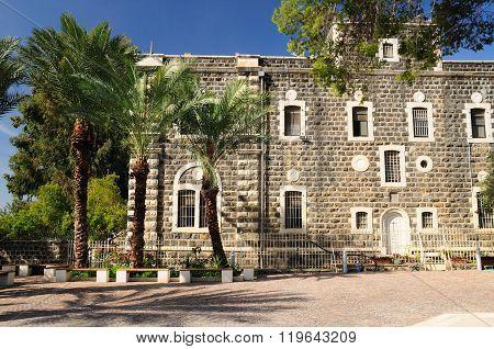Capernaum site. Israel.