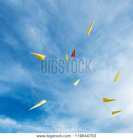 rocket paper