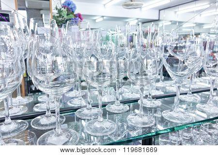 New Wine Glasses