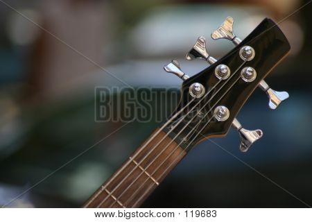 A Guitar Close Up