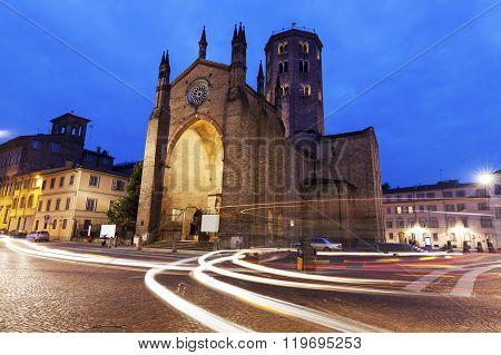 Basilica Di Sant'antonino In Piacenza