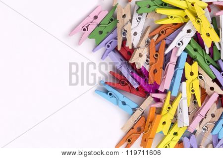 Colorful Peg