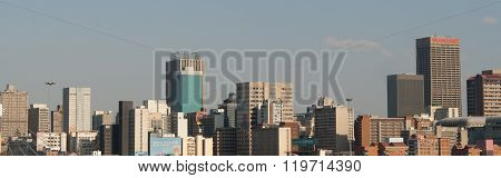 Johannesburg central business district