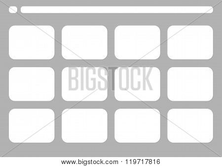 Traditional Television Simple Storyboard Template