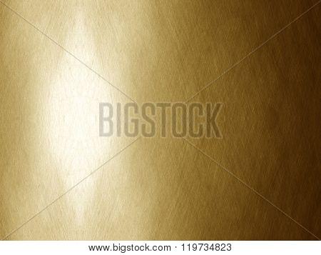 Shiny Yellow Leaf Gold