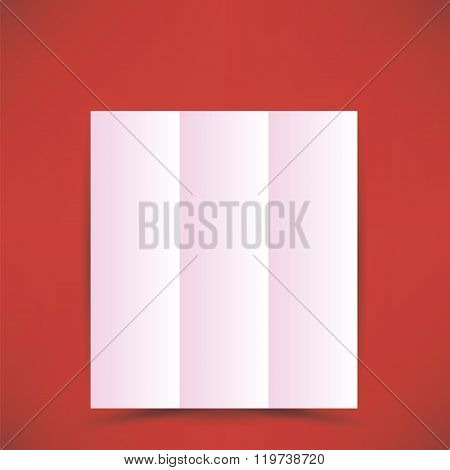 Pink Paper Brochure
