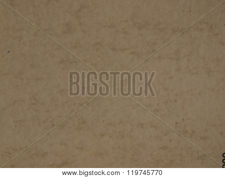 brown corrugated carboard useful as a background poster
