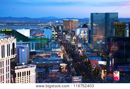 Las Vegas architectures