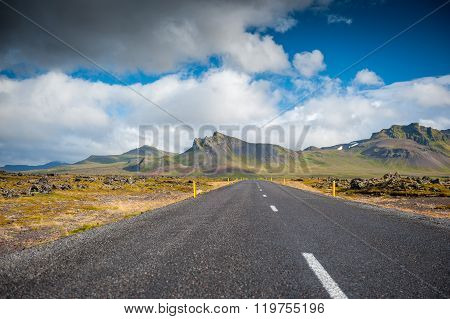 Route 1 or the Ring Road is a national road in Iceland