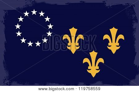 Louisville City Flag