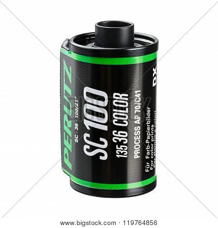 Perutz Color Print Film Cartridge