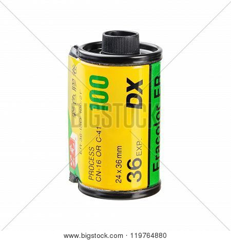 Eracolor Color Print Film Cartridge