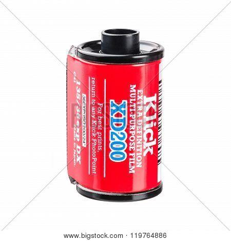 Klick Color Print Film Cartridge