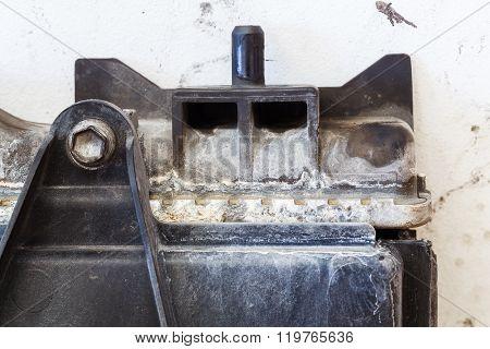 Leaky Car Radiator