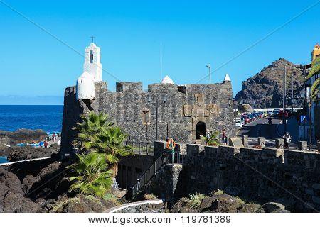 Ermita De San Roque In Garachico, Tenerife