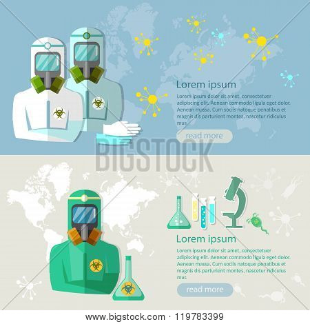 Viruses And Diseases Biological Threat Epidemic Disease