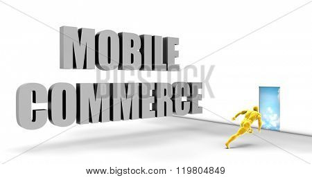 Mobile Commerce as a Fast Track Direct Express Path
