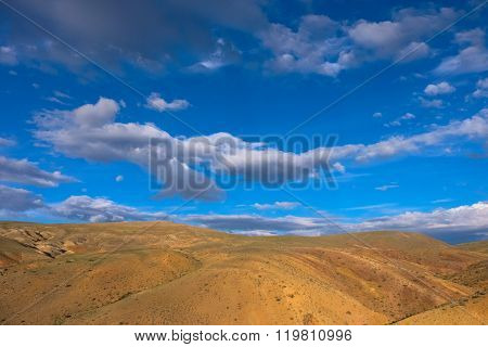 Mountains the steppe and the sky - this is the essence of Central Asia.