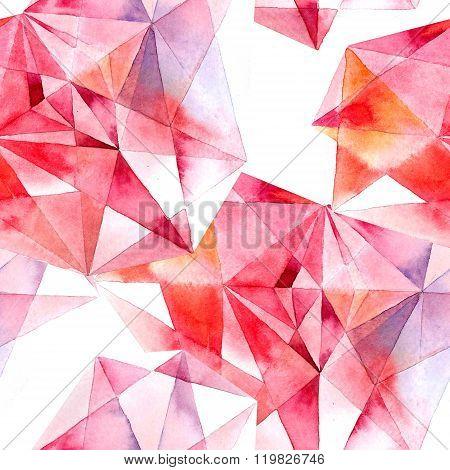 Diamonds Texture Background