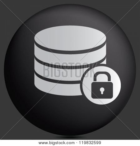 secure data icon, secure data logo, secure data icon vector, secure data illustration, secure data button, secure data isolated, secure data image, secure data concept