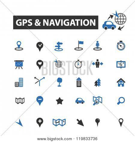 gps navigation icons, gps navigation logo, gps navigation vector, gps navigation flat illustration concept, gps navigation infographics, gps navigation symbols,