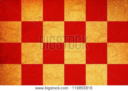 North Brabant Region Flag