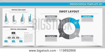 Presentation template set 9