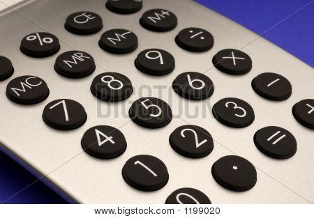 Calculator Close-Up