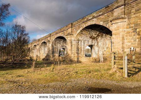Alston Arches In Haltwhistle