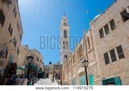 old city of Bethlehem