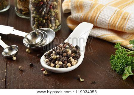 Fresh Peppercorn