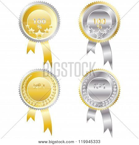 Four Medals