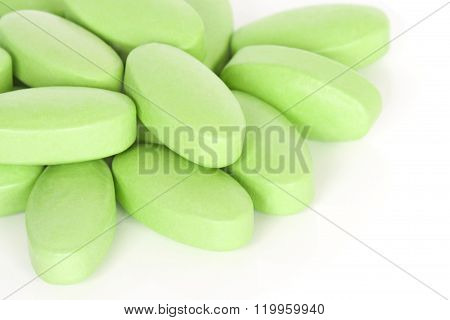 Vitamin B Tablet Supplements