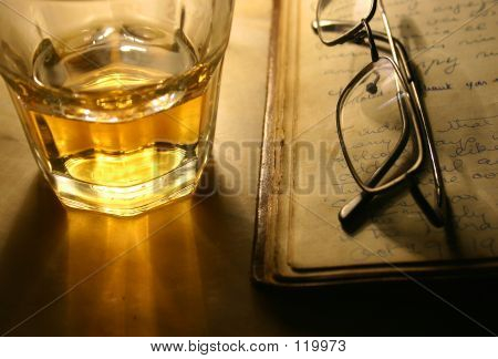 Relaxing Whiskey
