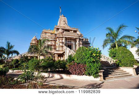 Jain Temple In India
