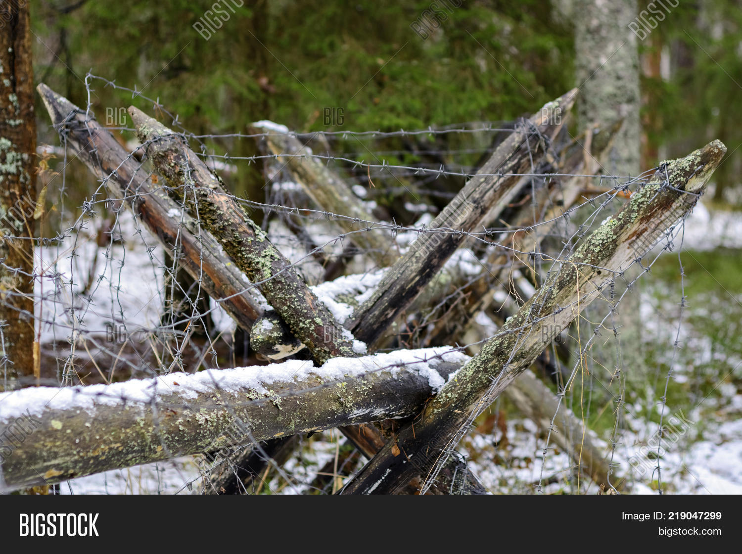 Protective Barricade Image & Photo (Free Trial) | Bigstock