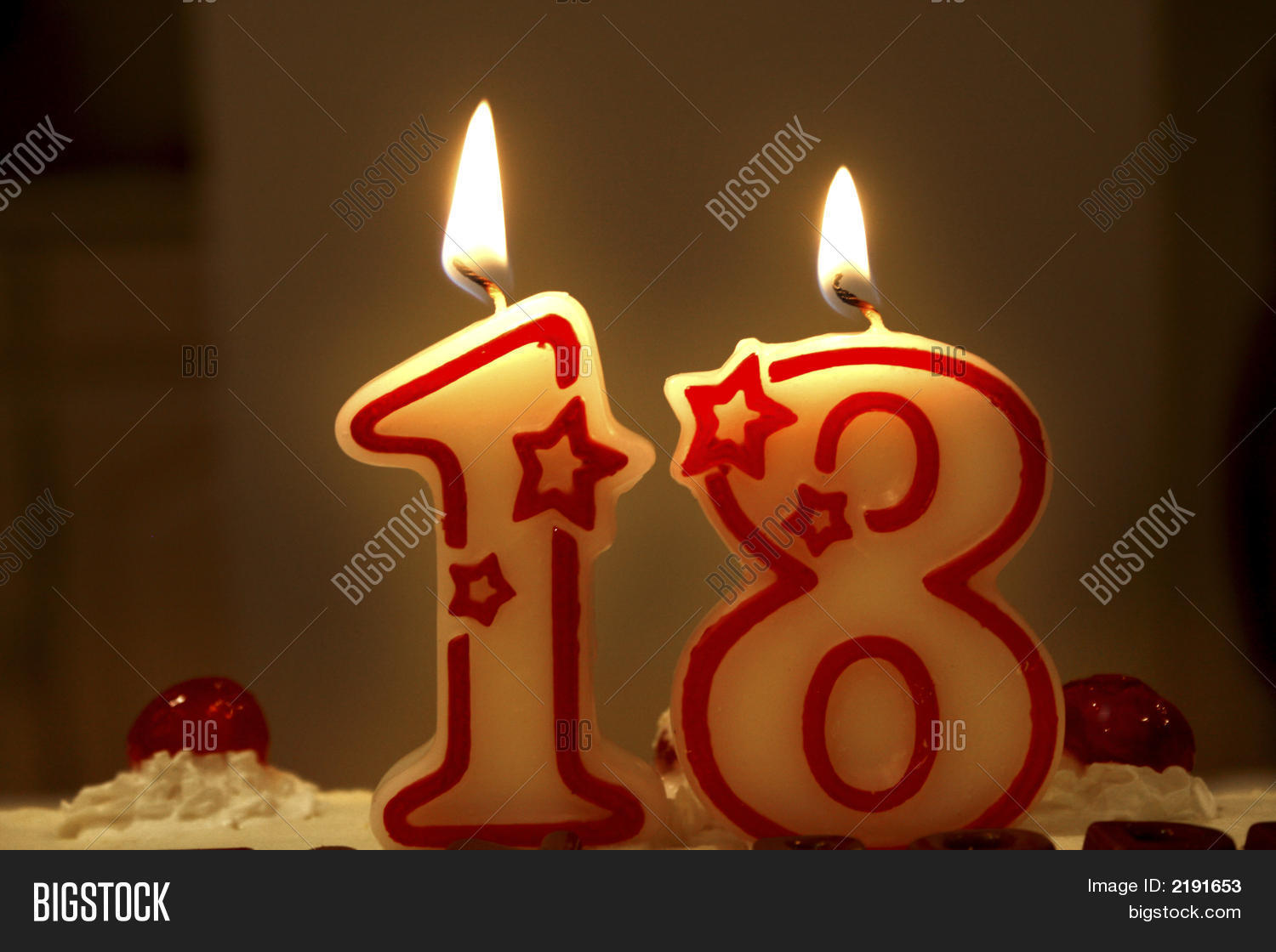 Birthday Candle Image Photo Free Trial